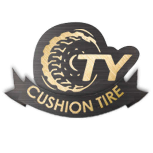 東洋實心胎TY Cushion Tire (redefines solid)
